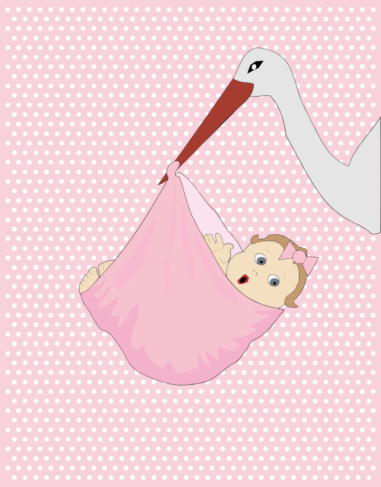 Přání k narození dítěte, veršované básničky - dítě přáníčko