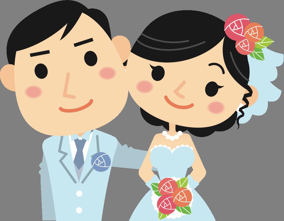 Svatební blahopřání, veršované básničky - obrázkové a textové svatební blahopřání
